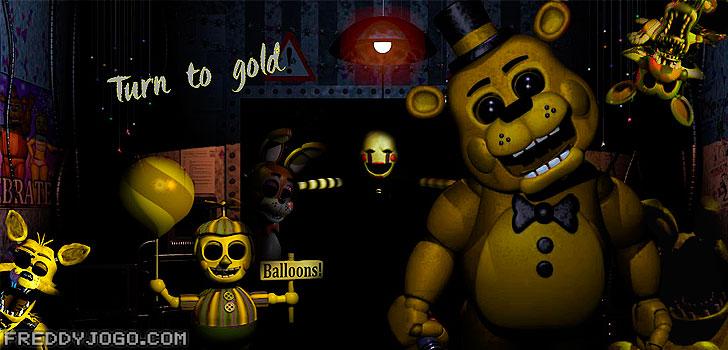 Freddy Fazbear 3